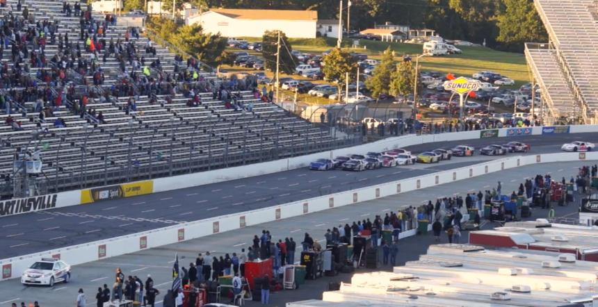 Final Restart - TM Racing Video