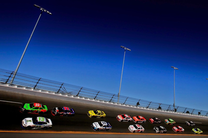 Credit: Sean Gardner / NASCAR via Getty Images
