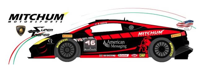 Brandon Gdovic - Mitchum Motorsports