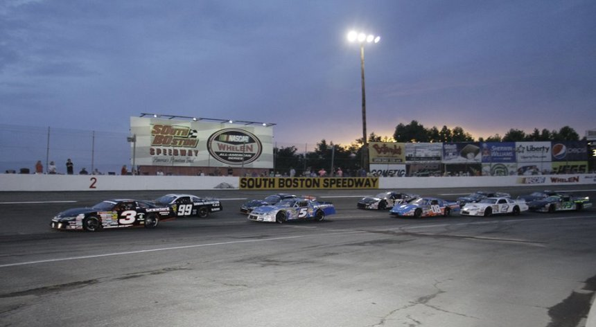 Photo: South Boston Speedway Facebook