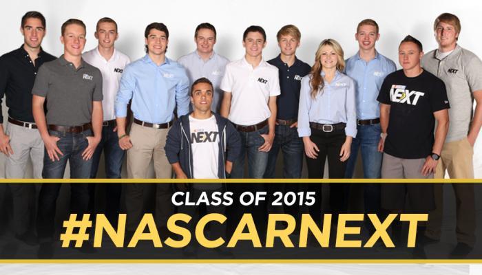 NASCAR NEXT 2015
