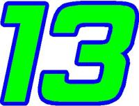 13-number-green