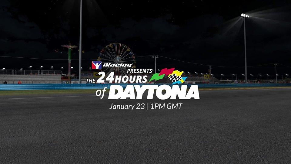 2016 24 Hour of Daytona Banner