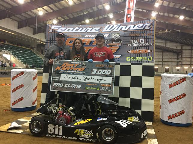 Austin Yarbruough Pro Clone Heavy Win