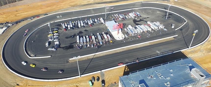 Dominon Raceway Goes Nascar2