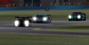 GT3 cars