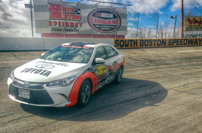 SoBo Pace Car