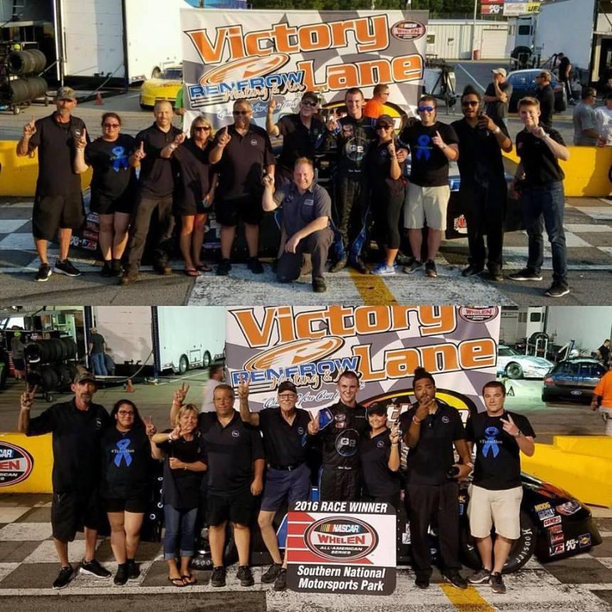 📸: Tyler Hughes Motorsports Facebook