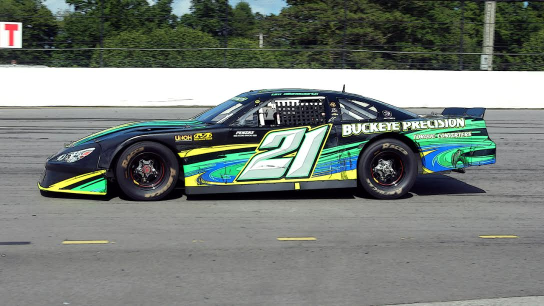 Tim Allensworth, Pictured During Practice At Carteret County Speedway.  (Photo Credit: Alicia Hackett/Frameworks Photography). SWANSBORO, NC ...