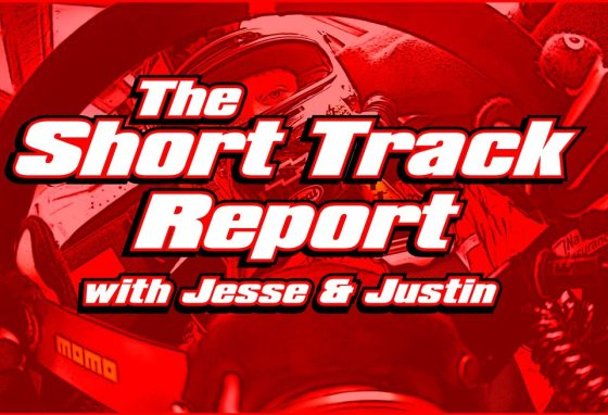 Short Track Report Album Art